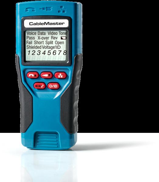 CableMaster 450, Kabel- u. Verdrahtungstester mit Längenmessung